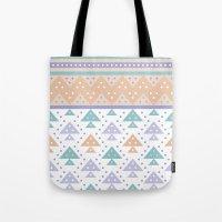 Tee-Pee Tote Bag