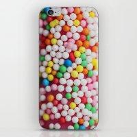 Candy Cane iPhone & iPod Skin