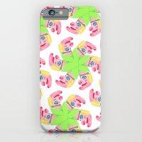 Punchy Colours iPhone 6 Slim Case