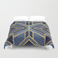 Geo Dream 01 Duvet Cover