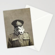 Sgt. Stormley (square format)  Stationery Cards