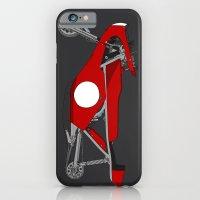Race Motorcycle iPhone 6 Slim Case