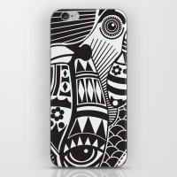 pico e gallo iPhone & iPod Skin