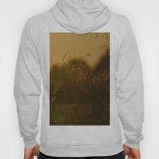Delicate Grasses and Dew Hoody