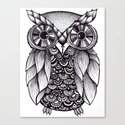 it's a hoot Canvas Print