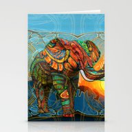 Elephant's Dream Stationery Cards