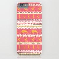 AZTEC Animal Parade iPhone 6 Slim Case