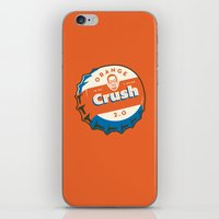 Denver's Orange Crush Defense TWO POINT OH! iPhone & iPod Skin