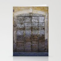 Door 4 Stationery Cards