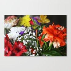 ~Flower Madness ~  Canvas Print