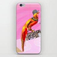 >>BOOMBOXBYRD iPhone & iPod Skin