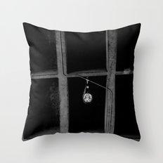 Burnside Cement Throw Pillow