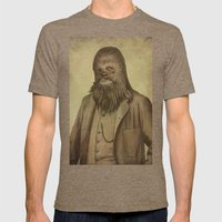 Chancellor Chewman  Mens Fitted Tee Tri-Coffee SMALL