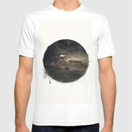 Only In The Dark  Mens Fitted Tee White SMALL