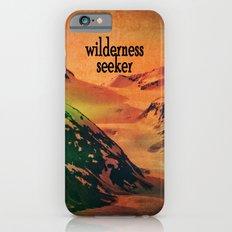 Wilderness Seeker iPhone 6s Slim Case