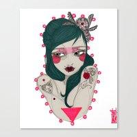 Taluna Canvas Print