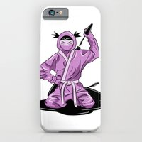 Lady Ninja iPhone 6 Slim Case