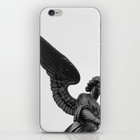 An Angel Of Healing  iPhone & iPod Skin