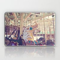 Boardwalk Carousel Laptop & iPad Skin