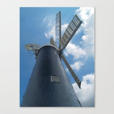 Waltham Mill Canvas Print