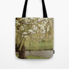 Spring-scape Tote Bag