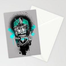 Elektrik Sun Stationery Cards