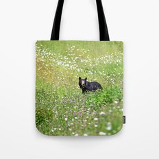 Pretty Bear Tote Bag