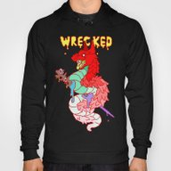 Wrecked Hoody