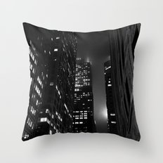 More Stories From Gotham Throw Pillow