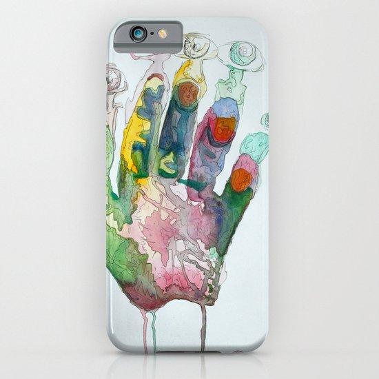 Hand-Eye iPhone & iPod Case
