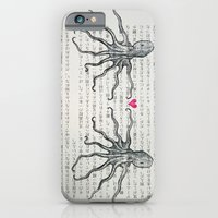 Octopus Love iPhone 6 Slim Case