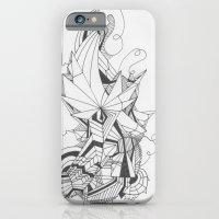 Art Of Geometry 1 iPhone 6 Slim Case
