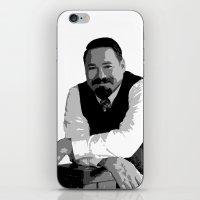 Braxton Beauregard III iPhone & iPod Skin