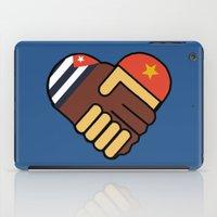 Hands Of Friendship iPad Case