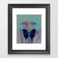 Virginea Framed Art Print