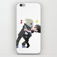 Mass Effect - Shakarian Tango iPhone & iPod Skin