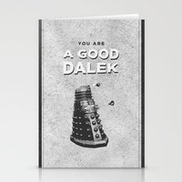 Doctor Who: A Good Dalek Stationery Cards