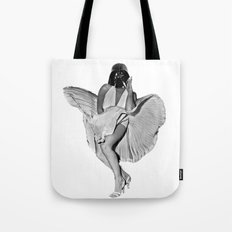 Provocative Vader Tote Bag