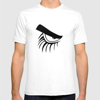 A Clockwork Orange - Min… Mens Fitted Tee White SMALL