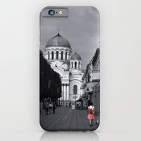 iPhone & iPod Case featuring When In Lithuania by Rebecca Loomis