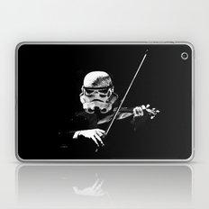 Dark Violinist Warrior Laptop & iPad Skin