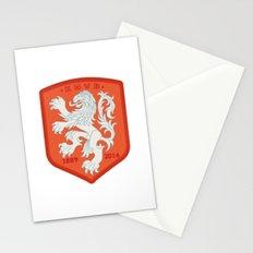 Holland 2014 Brasil World Cup Crest Stationery Cards