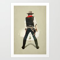 Long, long time ago… Art Print
