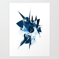 EFFE Art Print