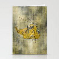 RAF Rescue Stationery Cards