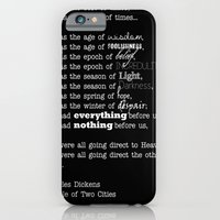 A Tale  iPhone 6 Slim Case