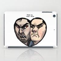 Sterek iPad Case