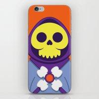 Cute Villains Set 1 iPhone & iPod Skin