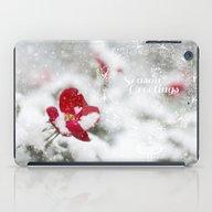 Merry Christmas I iPad Case