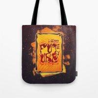 I Mold My Future Tote Bag